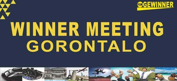 Winner Meeting Gorontalo