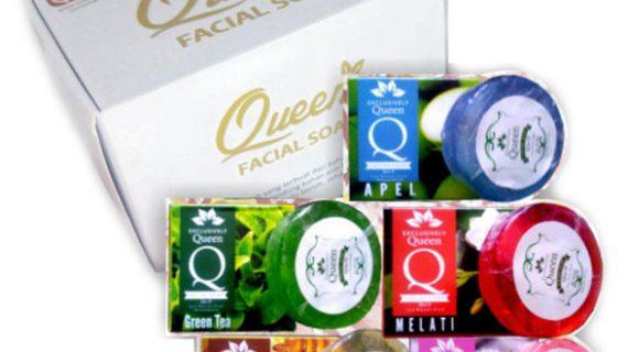 queen facial soap