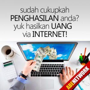 bisnis di internet