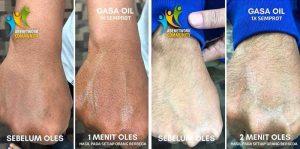 demo gasa oil